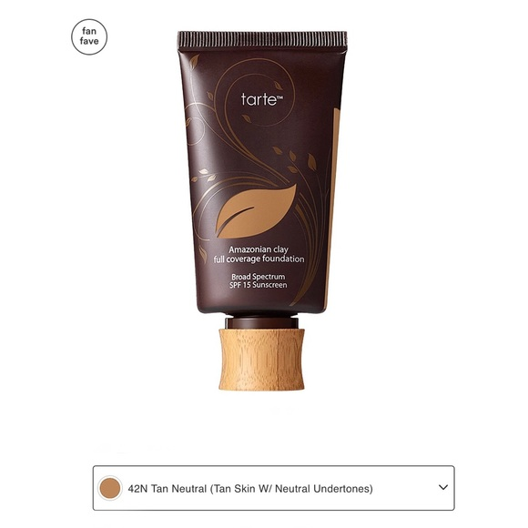 tarte Other - Amazonian Clay Full Coverage Foundation SPF 15